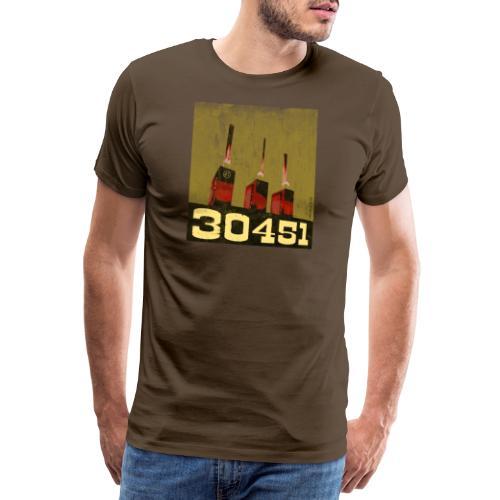 Stadtansichten Hannover Enercity - Männer Premium T-Shirt