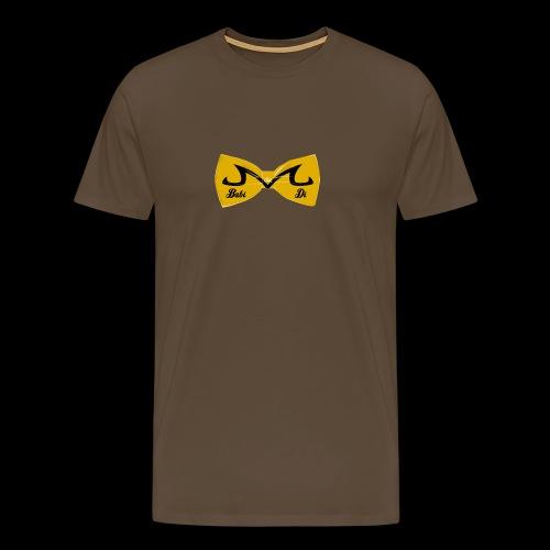 M-Logo von Babidi - Männer Premium T-Shirt