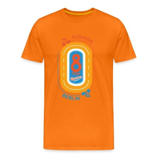 8-Tage-Rennen - Männer Premium T-Shirt