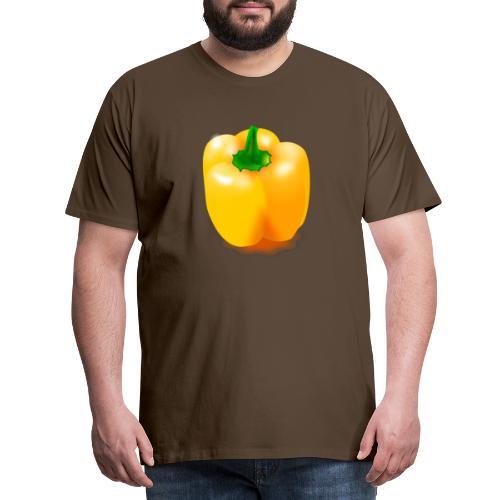 paprika 158476 1280 - Männer Premium T-Shirt