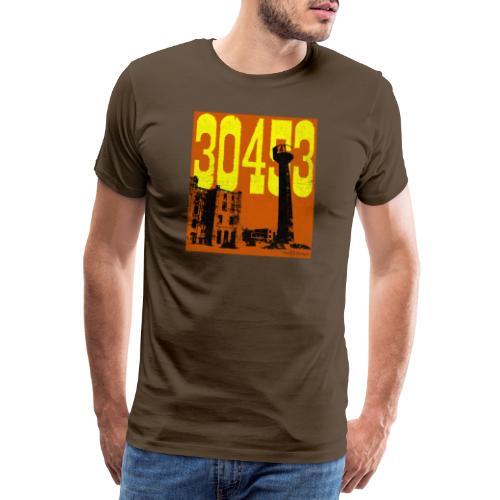 Stadtansichten Hannover Conti - Männer Premium T-Shirt