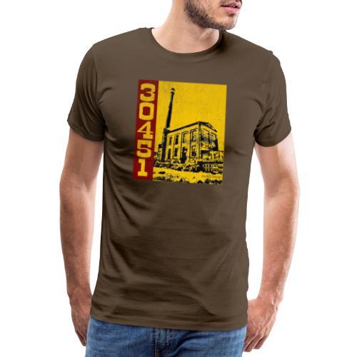 Stadtansichten Hannover Faust - Männer Premium T-Shirt