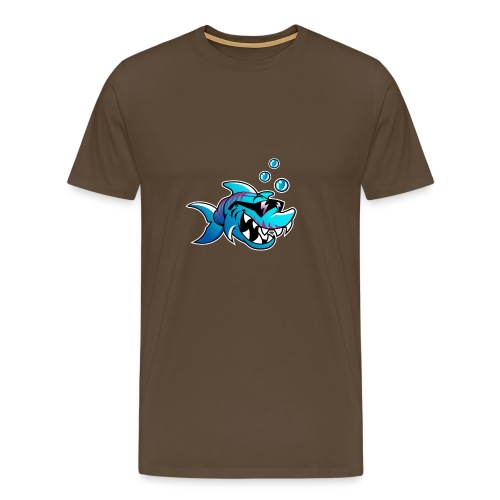 Cool Shark - Men's Premium T-Shirt