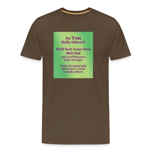 truly-strong_t-pnk - Men's Premium T-Shirt