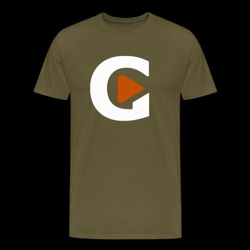 GVMP - White - Männer Premium T-Shirt