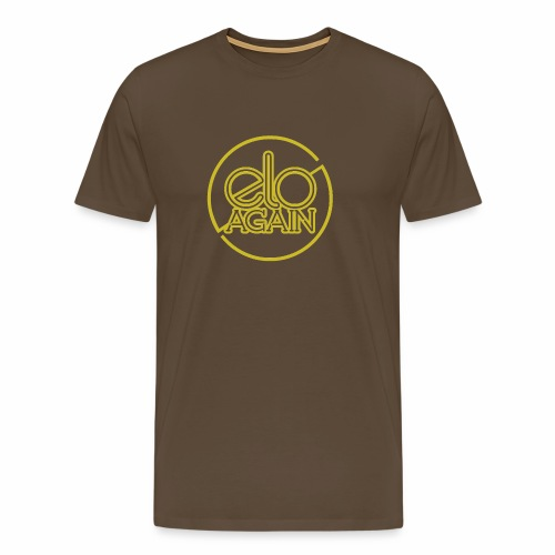 ELO AGAIN - Men's Premium T-Shirt