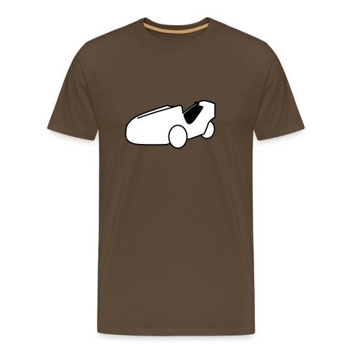 Alleweder A6 2c - Männer Premium T-Shirt