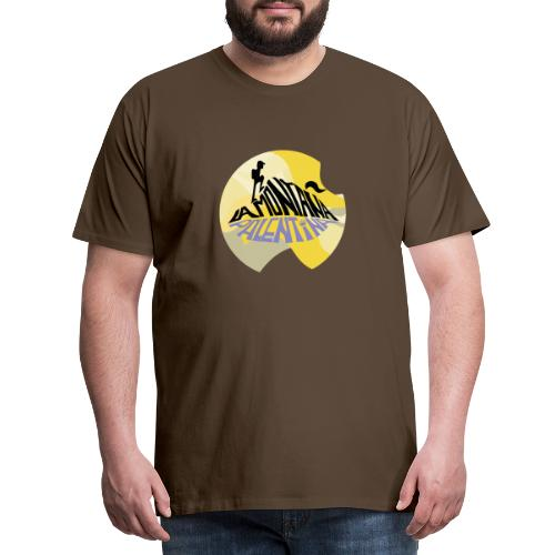 montaña palentina- oficial - Camiseta premium hombre
