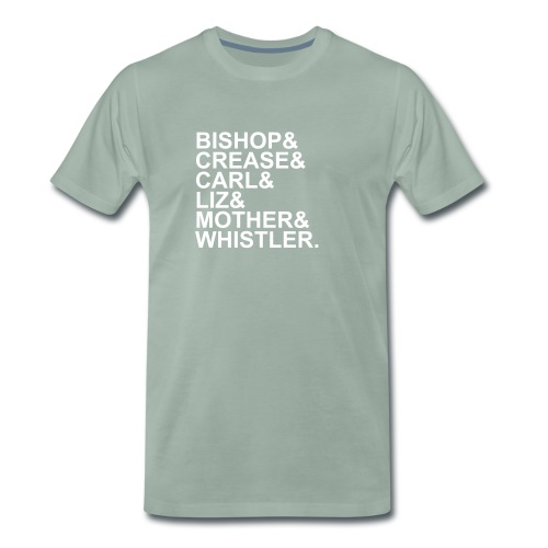 Bishop's team - Mannen Premium T-shirt