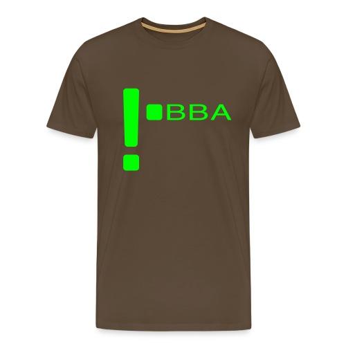 BBA12 - Men's Premium T-Shirt