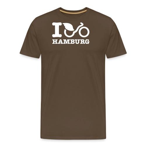 nextbike Hamburg - Männer Premium T-Shirt