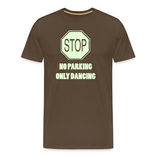 no - Men's Premium T-Shirt
