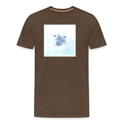 drummer - Männer Premium T-Shirt