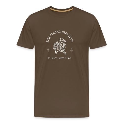 rock tshirt - T-shirt Premium Homme