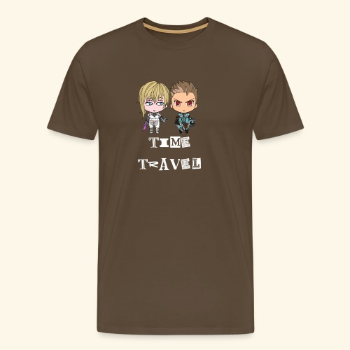 Time Travel Tshirt (timetravelcontest) - Men's Premium T-Shirt