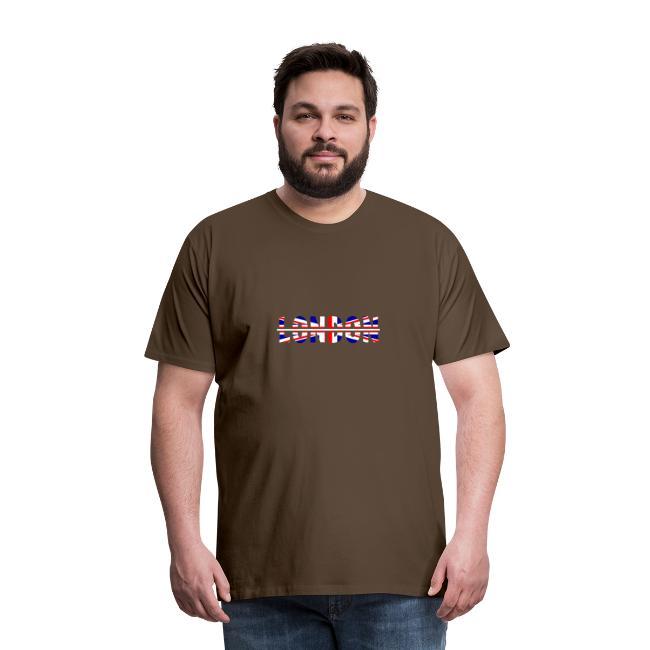 Cooles London Souvenir - Britische Flagge London