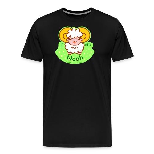 I am Noah - Men's Premium T-Shirt