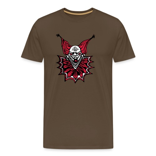 The Clown - Men's Premium T-Shirt