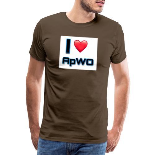 ApWO - Männer Premium T-Shirt