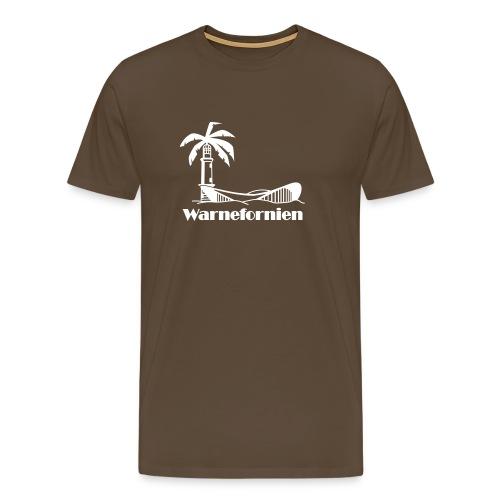 rostock5 fo rz vcs - Männer Premium T-Shirt