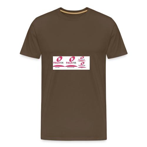 pacafm - T-shirt Premium Homme