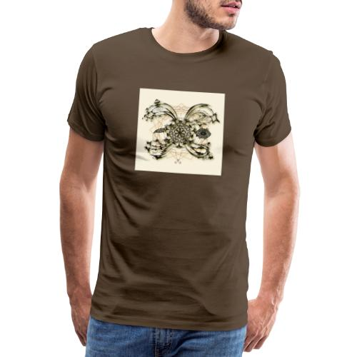 Tortuga 160220 ds. A + - Men's Premium T-Shirt