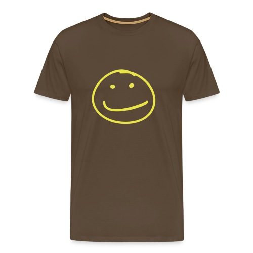 Das Lachgesicht - Männer Premium T-Shirt