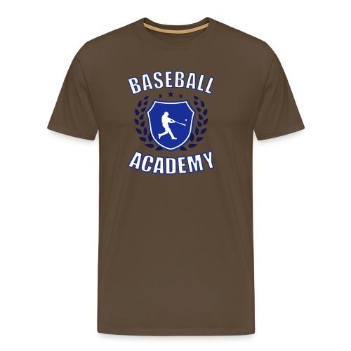 Baseball Academy 2 - T-shirt Premium Homme