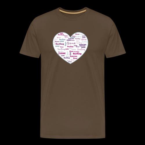 1 png gif - Männer Premium T-Shirt