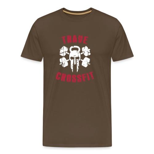 Trave Crossfit V1 - Männer Premium T-Shirt