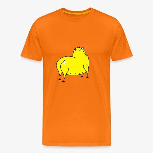 Grunk - Premium-T-shirt herr