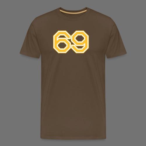 Rok 69 - Koszulka męska Premium