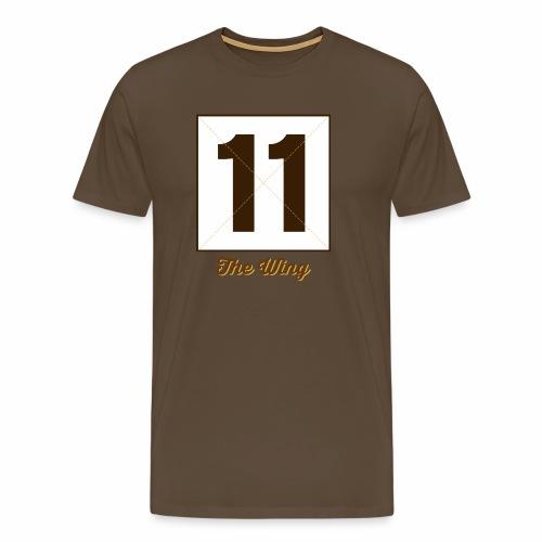 Wing11 Marplo - Maglietta Premium da uomo