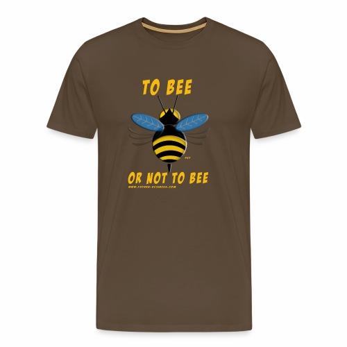 Bee Jaune - T-shirt Premium Homme