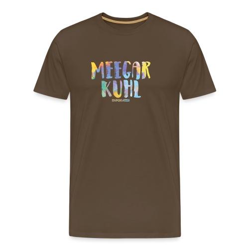 MEEGAR KUHL - Männer Premium T-Shirt