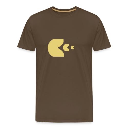 Drie Pixel Eaters - Men's Premium T-Shirt