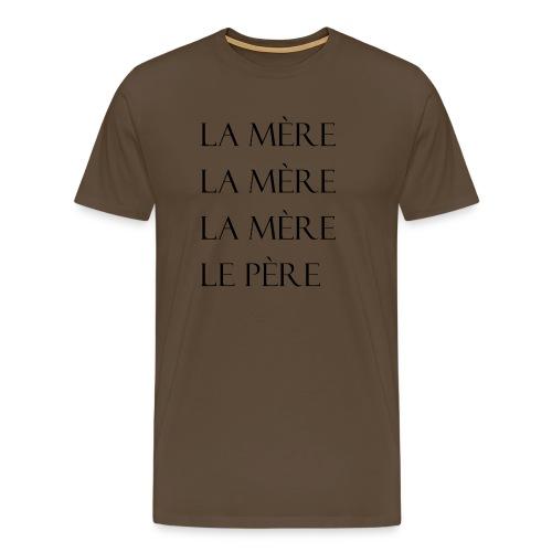 la mère - T-shirt Premium Homme