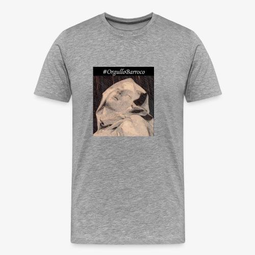 #OrgulloBarroco Teresa dibujo - Camiseta premium hombre