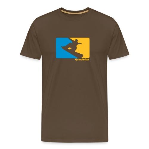 querdenker - Männer Premium T-Shirt