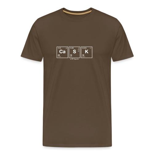 Cask Elements T-Shirt - Men's Premium T-Shirt