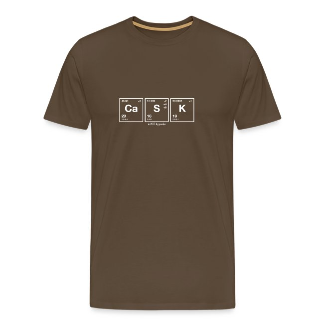 Cask Elements T-Shirt