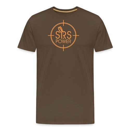 Srspower Official Orange - Men's Premium T-Shirt