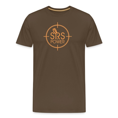 Srspower Official Orange - Men's Premium T-Shirt
