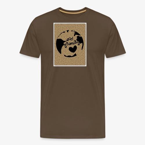Eco friendly - Camiseta premium hombre