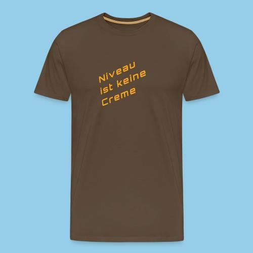 level - Men's Premium T-Shirt