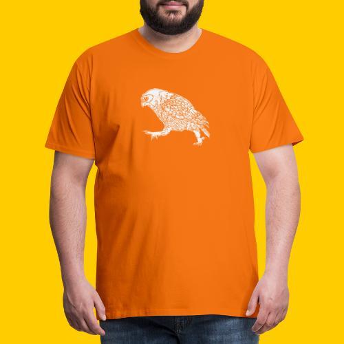 Oh...wl - Premium-T-shirt herr