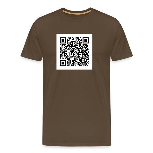 Unitag QRCode 1451913770384 png - T-shirt Premium Homme