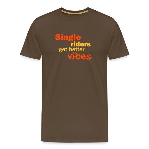 single riders - Men's Premium T-Shirt