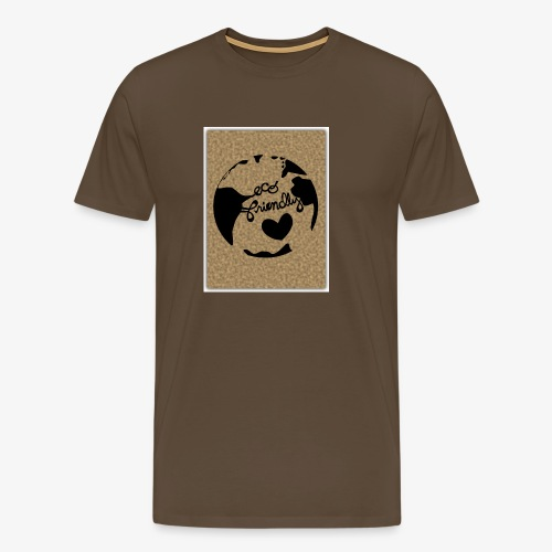 Eco friendly - Camiseta premium hombre