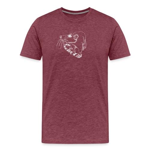 I ve got Candy White - Premium-T-shirt herr